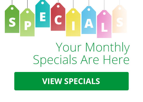 Monthly promotions and special prices on compounding products from MEDISCA.