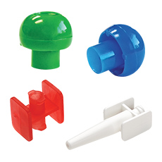 Syringe Caps & Connectors