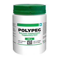 POLYPEG SUPPOSITORY BASE
