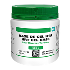HRT GEL BASE (For Men)