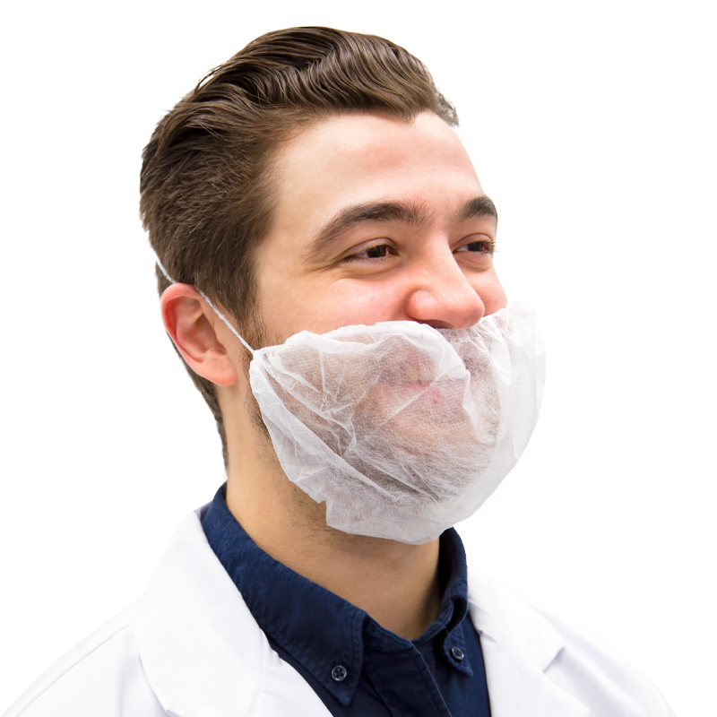 BEARD NETS, REGULAR, MEDISCA SAFE-SENSE™
