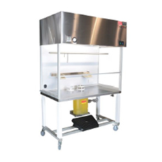 HOOD, 4' CLEANFLOW VERTICAL LAMINAR AIRFLOW WORKSTATION