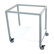 BASE STAND w/CASTERS, AIRCLEAN SYSTEMS (2 ft)