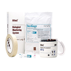 BIOLOGICAL MONITORING SYSTEM STARTER KIT, 3M ATTEST