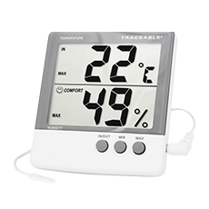 TEMPERATURE / HUMIDITY METER
