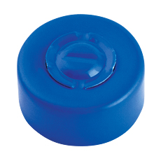 CENTER TEAR-OUT SEAL (Blue, 13 mm)